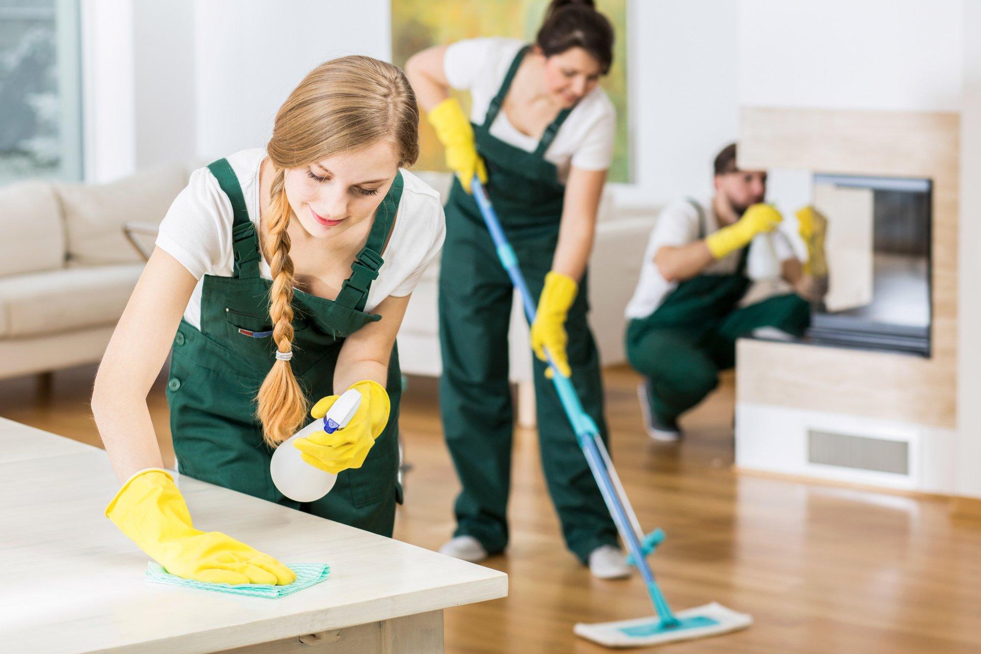 شركة تنظيف في ابوظبي